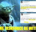 may the taskforce be with you