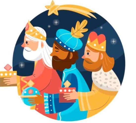 Reyes magos y protección de datos