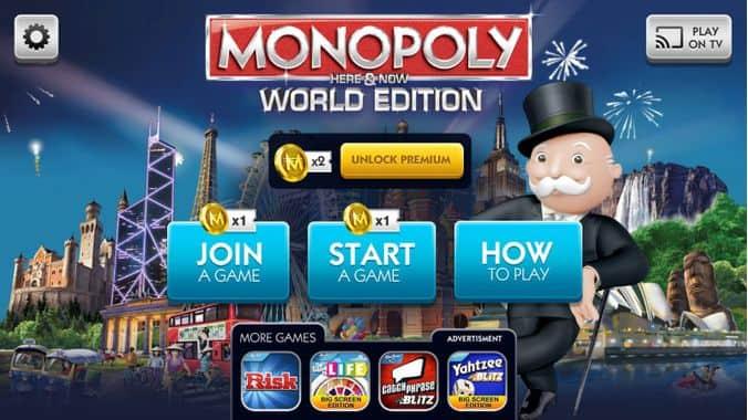 Monopoly Google edition